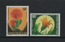 Stamps Africa Benin 697-702 Unmounted Mint Never Hinged 1995 Flowers