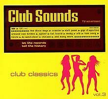Club Sounds-Club Classics Vol.3 von Various   CD   Zustand gut
