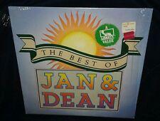Best of JAN & DEAN, VINYL LP (VG+ play tested) cover NM IN SHRINK WRAP