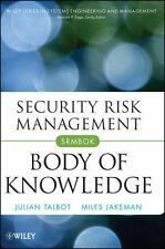 Wiley Series in Systems Engineering and Management: Security Risk Management...
