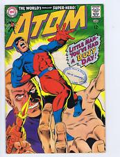 Atom #34 DC 1968