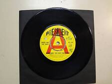"MOUSE & THE TRAPS:Sometimes You Just Can't Win-U.K. 7""1968 President PT 210 Demo"