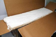 """Unifrax Fibermax 2"""" x 12""""x 48"""" ceramic wool fiber insulation mat 3000 F Box of 8"""