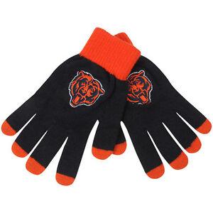 Chicago Bears Gloves Knit