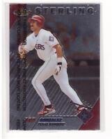 1999 Topps Finest #254 Juan Gonzalez Texas Rangers Collectible Baseball Card