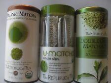 The Republic of Tea 3  Organic Full-Leaf Matcha Japan