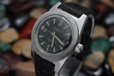 Vintage WAKMANN Nautoscaph S.S. Officially Certified 30ATM 300M Diver's Watch