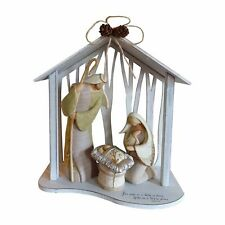 Legacy of Love Holy Family Nativity Centerpiece 4058561 - New and mint!