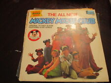 The All New Mickey Mouse Club Original TV Cast Album  on  LP