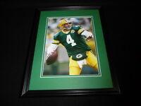 Brett Favre Framed 11x14 Photo Display Packers