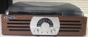 Turntable Stereo Jensen Model JTA-222