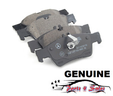 MERCEDES E320 E350 E500 CLS500 CLS550 GENUINE Rear Brake Pads 007 420 10 20 NEW