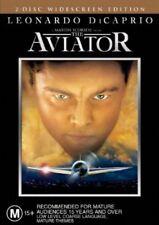 The Aviator (DVD, 2005, 2-Disc Set) Leonardo DiCaprio NEW SEALED region 4