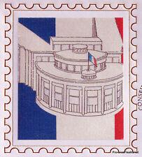 CONSEIL ECONOMIQUE ET SOCIAL Yt3034  FRANCE  FDC Enveloppe Lettre Premier jour