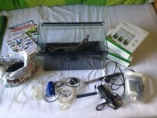 30 litre fish tank, complete equipment and growing starter kit (Collect only)