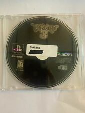 TEKKEN 3  - PS1 - GAME ONLY - FREE S/H - (B41A)