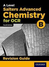 OCR A Level Salters' Advanced Chemistry Revision Guide by David Goodfellow, Mark Gale (Paperback, 2017)