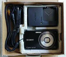 * Sony Cyber-shot DSC-W350 14.1mp 26-105mm zoom digital camera Black open box