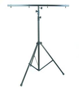 2,8 m Leuchtenstativ LS07 T-Bar Querträger Lichtstativ Lampen Ständer Stativ