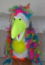 Black light Ventriloquist Bird Puppet-ministry,Education-Entertainment NEW