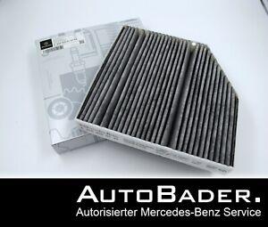 Original Mercedes Benz Feinstaubfilter Innenraumfilter Kombifilter A2058350147