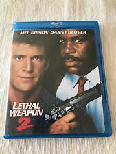 Lethal Weapon 2 Blu Ray (Original, No Copy, Like New) Mel Gibson Region Free