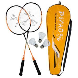 PiNAO Sports - Badminton-Set Family, Schläger, Federball, Set