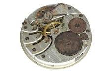 Allen JLRY.Co Roodhouse pocket watch movement for parts