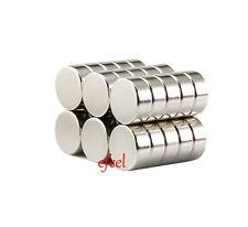 Fuerte 30 un. diámetro 6mm X 3mm de espesor pequeños imanes de neodimio disco