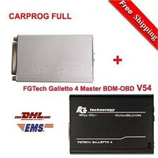 Nuevo Carprog V10.93 Carprog Full+ FGTech Galletto 4 Master V54 BDM-OBD Function