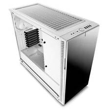 Fractal Design Define R6 USB-C White No Power Supply ATX Mid Tower (White)