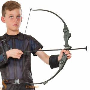 Hawkeye Bow & Arrow Set Captain America Civil War Child Costume Accessory