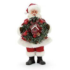 Dept 56 2020 Possible Dreams Santa Claus for The Birds 6005286