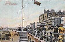 Lower Parade, King's Road & Hotel Metropole, BRIGHTON, Sussex
