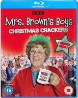 Nuovo Mrs Browns Boys - Cracker di Natale Blu-Ray (8296264)