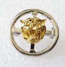 JAGUAR DRIVERS CLUB   LAPEL PIN BADGE