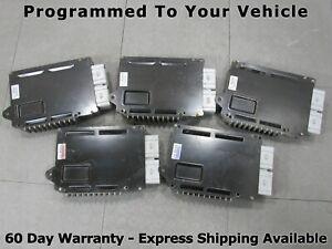 99 Dodge Caravan Voyager 3.3L ECU ECM PCM Engine Computer 04727246 246 PROG