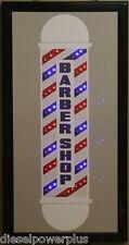 Barber Shop new led lighted sign home decor hanging color message display barbor