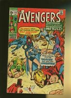 Avengers #83, GD/VG 3.0, 1st Appearance Valkyrie; Black Widow, Scarlet Witch