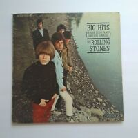 """THE ROLLING STONES Big Hits """"High Tide and Green Grass"""" Vinyl LP - 1966 London"""