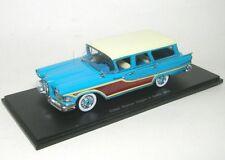 Edsel Station Wagon 4-doors (turquoise/beige) 1958 1:43