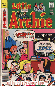 LITTLE ARCHIE (1956 Series) #117 Near Mint Comics Book