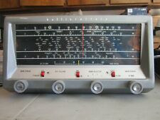 Hallicrafters Classic Model S-38E receiver