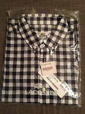Lacoste Men's Loose Fit Casual Shirts & Tops