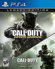 Call of Duty: Infinite Warfare - PS4 Legacy Edition, (Xbox One)