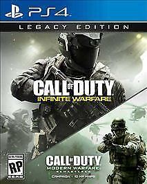 Call of Duty: Infinite Warfare -- Legacy Edition (Sony PS4, 2016) NEW, SEALED