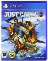 Just Cause 3 (PlayStation 4) BRAND NEW