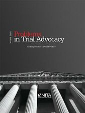 Problems in Trial Advocacy (Paperback)