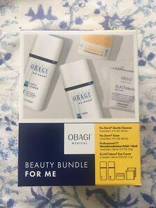 OBAGI skin care kit for travel cleanser toner