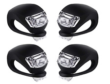 Bicycle Light Front and Rear Silicone LED Bike Light Set Headlight and Taillight